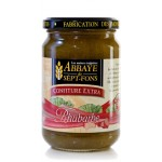 Confiture Extra RHUBARBE