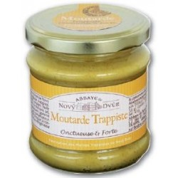 MOUTARDE TRAPPISTE FORTE - 190 g