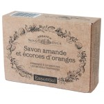 Savon à l'amande - écorce d'orange - 95 g
