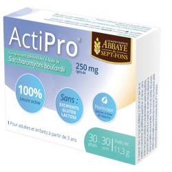 ActiPRO - 30 gélules végétales de LEVURE ACTIVE