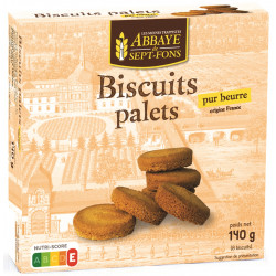 Biscuits Palets Pur Beurre