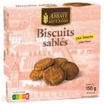 Biscuits Sablés Pur Beurre