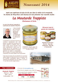 Flyer Moutarde Forte de Novy-Dvur