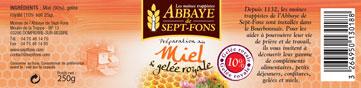 Miel & Gelée Royale